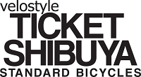 velostyleTICKET shibuya NHK前