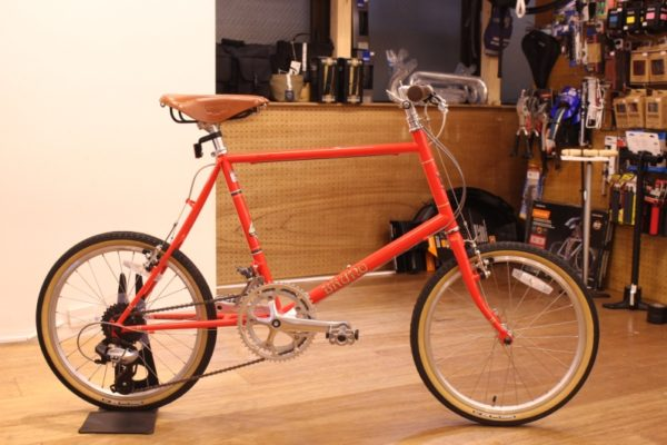 Stock情報 ~Bruno Minivelo20ROAD Custom~