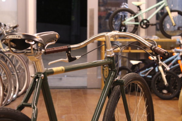 "Sale情報 ~Pashley ""Speed5″~"
