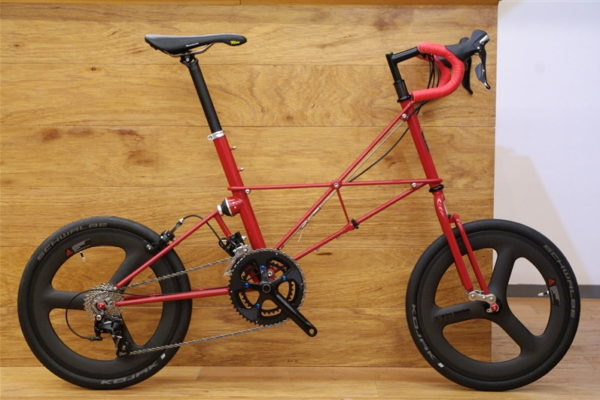 ALEXMOULTON SST SP / RED CARBONWHEEL CUSTOM
