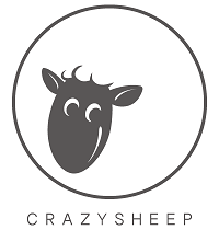 CRAZYSHEEP CHAROLLARIS シャロレー/ Azureblue