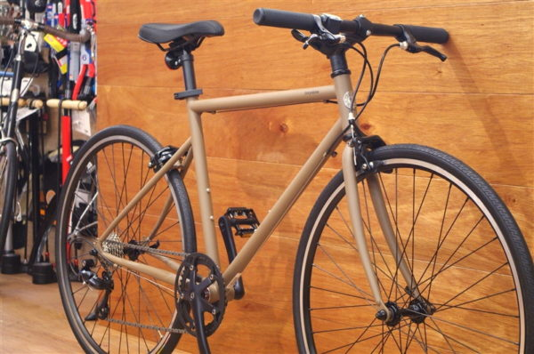 tokyobike sports 9s / MATTE MOCHA BROWN