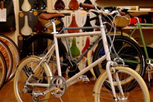 tolyobike20 IVORY フェンダー